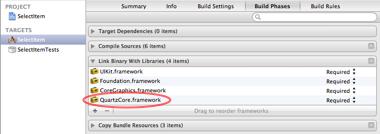 QuartzCore.framework